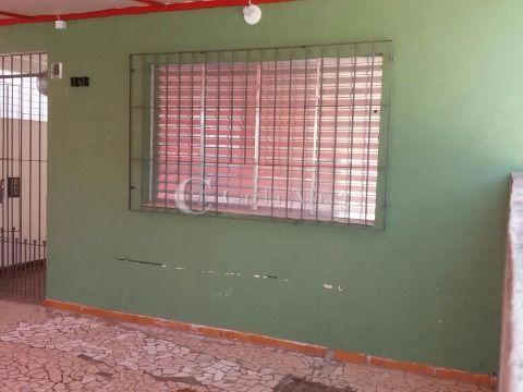 Casa Geminada no Jardim Anhanguera de 2 Dormitórios, Praia Grande - SP