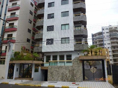 Apartamento de 2 Dormitórios com 1 Suíte à 200m da Praia, Vila Caiçara, Praia Grande - SP