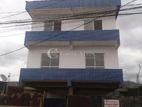 Casas em Condomínio de 1 e 2 Dormitórios no Parque Continental, São Vicente - SP