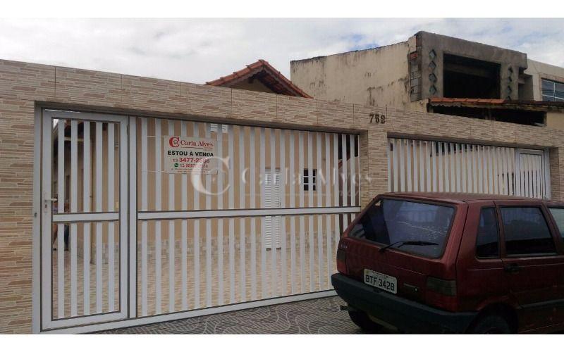 Casa em Condomínio de 2 Dormitórios no Parque das Américas, Praia Grande