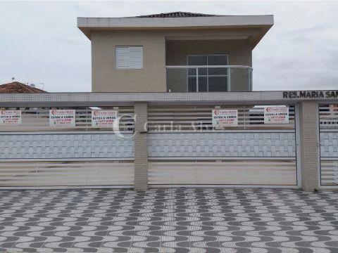 Casas em Condomínio no Parque das Américas, Praia Grande de 2 Dormitórios