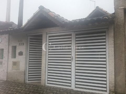 Casa Geminada no Esmeralda Praia Grande de 2 Dormitórios com Suíte