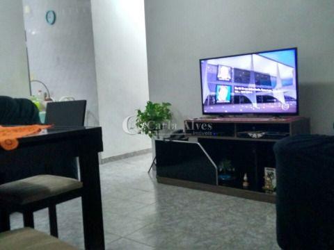 Apartamento de 2 Dormitórios na Vila Valencia em São Vicente