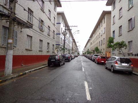 Apartamento de 1 Dormitório na Cidade Ocian, Praia Grande, Próximo de Comércio