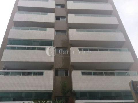 Apartamento de 2 Dormitórios na Vila Guilhermina, Praia Grande