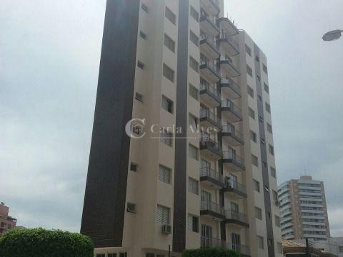 Apartamento de 2 Dormitórios com 1 Suíte na Vila Tupi, Próximo da Praia