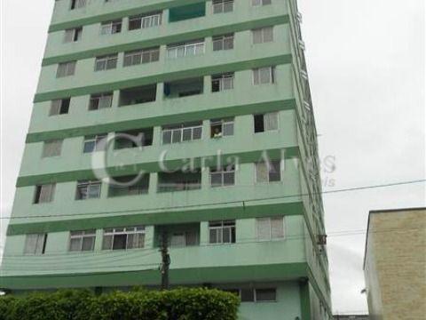 Apartamento de 2 Dormitórios na Vila Tupi, Praia Grande, Próximo do Supermercado Extra
