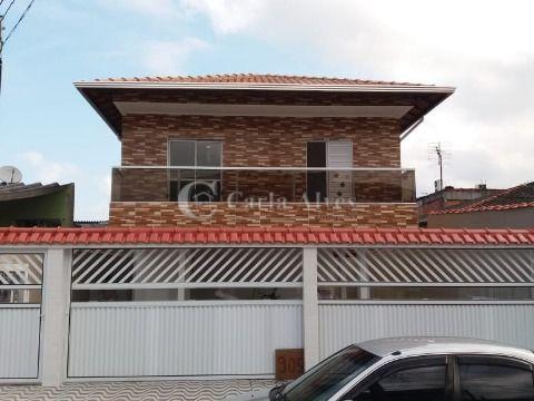Casa em Condomínio 2 Dormitórios no Parque das Américas, Praia Grande