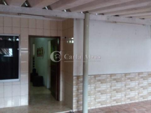 Casa Isolada de 3 Dormitórios no Jardim Samambaia, Praia Grande
