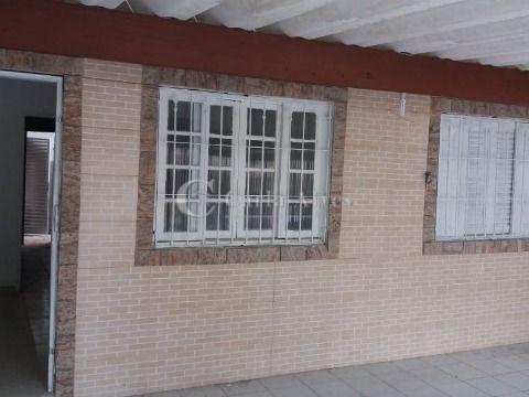 Casa Isolada com 2 Dormitórios na Vila Caiçara 300m da Praia