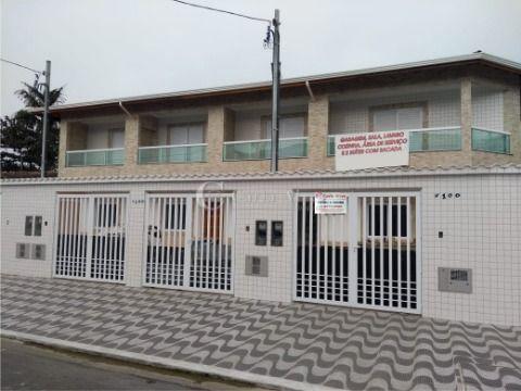 Sobrados com 2 Suítes no Jardim Melvi, Praia Grande