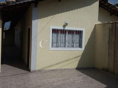Casa Geminada 2 Dormitórios Jardim Esmeralda - Praia Grande