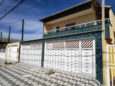 Casas NOVAS em Condomínio de 2 Dormitórios no Parque das Américas