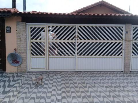 Casa Térrea em Condomínio com 2 dormitórios sendo 1 suíte no Maracanã, Praia Grande