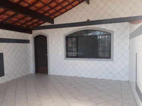 Casa Térrea em Vila Caiçara - Praia Grande