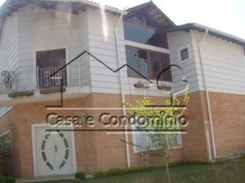 Casa em Condominio em Quintas do Ingaí - Santana de Parnaíba