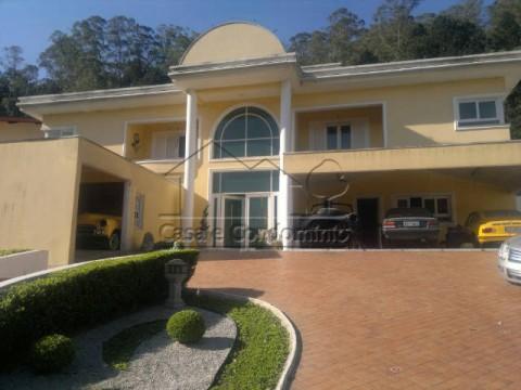 Casa em Condominio em Morada das Nuvens - Itapevi