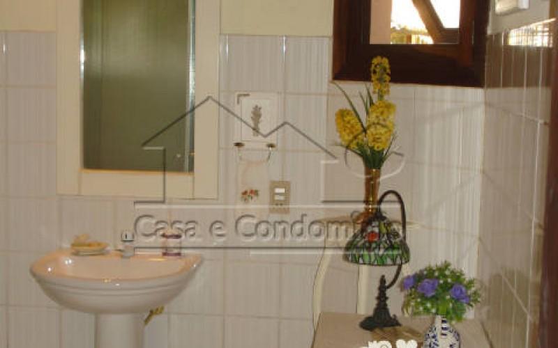 Banheiro Espaço Gourmet