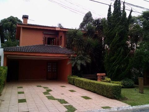 Casa em Condominio em Aldeia da Serra - Santana de Parnaíba