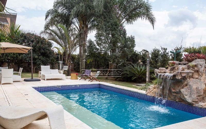 11 - quintal e piscina externa