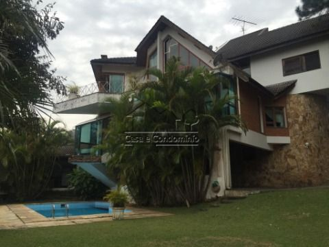 Casa em Condominio em Aldeia da Serra - Barueri