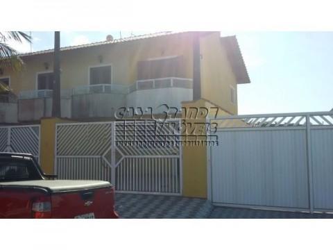 Sobrado  residencial para locação, Vilamar, Praia Grande.