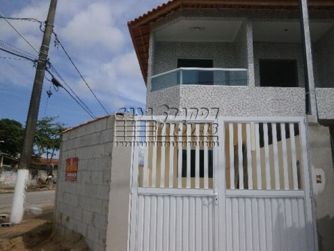 Excelentes Sobrados Novos em Praia Grande, Vila Sonia