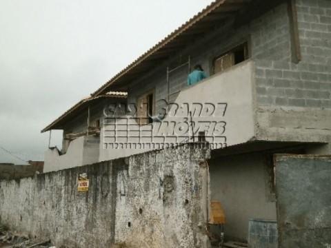 Ótima Casa em Condomínio em Praia Grande, Balneário Esmeralda