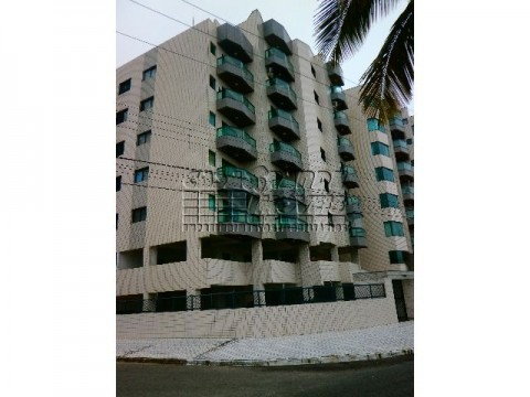Oportunidade! Apartamento frente ao Mar em Praia Grande, Vila Caiçara