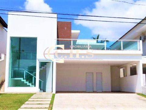 Casa alto padrão com piscina a venda