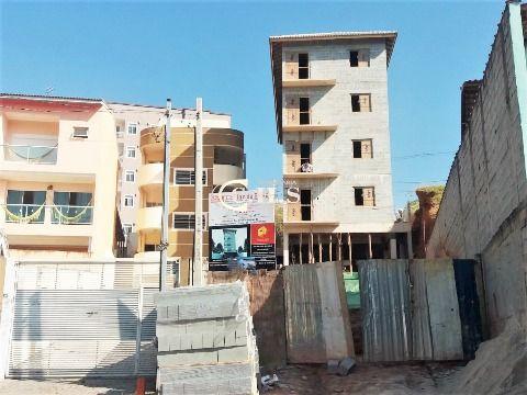 Apartamento garden à venda