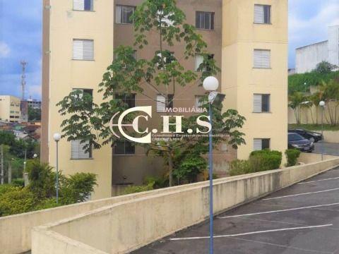 Apartamento garden à venda no Centro de Cotia