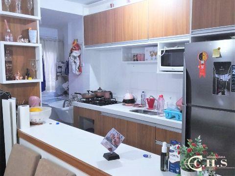 Apartamento 48m² à venda