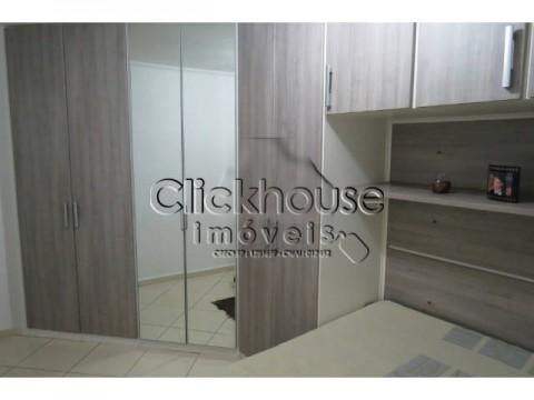 Apartamento 55m² 2 Dorm 1 Vaga Com Armários Jd. Bandeiras Osasco São Paulo
