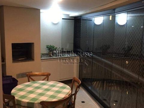 Aluga-se ou vende apartamente de 135 metros no Colinas de São Francisco condominio Vert Vita