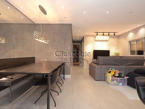 Lindo apartamento Ristretto 109 metros venda