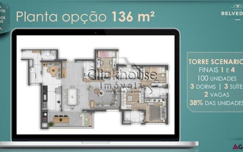 136 m3 suites