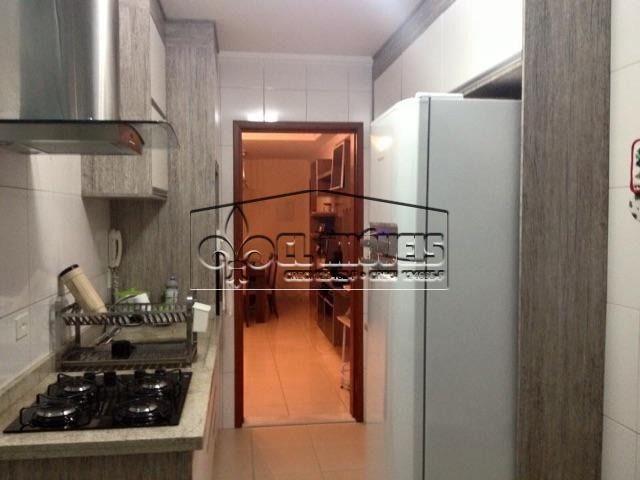 Apartamento 65m² Lazer Jaguaribe Osasco São Paulo com piso frio, 2 dormitórios sendo 1 com armário planejado, sala para 2 ambientes com 1 home, coz...