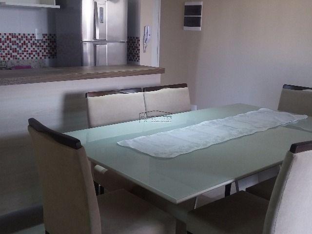 Apartamento em Presidente Altino, Osasco, sacada grill grande fechada com vidros, 66m2, 1 vaga de garagem, contendo 3 dormitórios com armários plan...