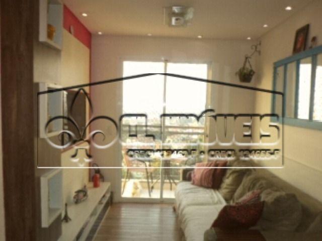 Apartamento em Presidente Altino, Osasco, 64m2