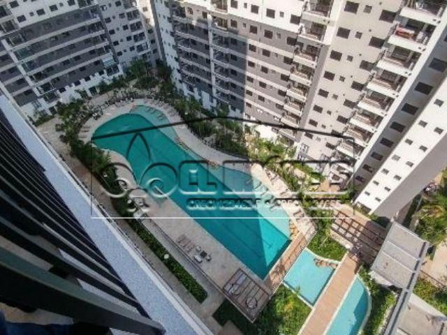 Apartamento excelente localização, Parque Continental, Piscine Home Risort, 61m2