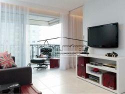 Apartamento (studio)  em Alphaville, 51,34m2