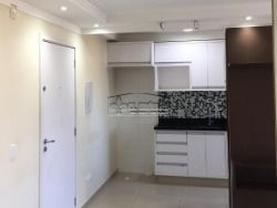 Apartamento  novo nunca habitado, Jardim Santo Antonio em Osasco, 57m2