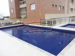 Apartamento novo sem uso,no contrapiso, possui 2 dormitórios sendo uma com suíte, terraço gourmet.