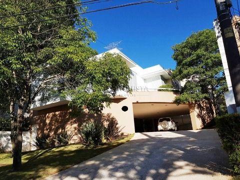 Casa em Condominio em Alphaville  - Santana de Parnaíba