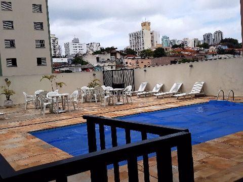 Apartamento em Bosque da Saúde - São Paulo