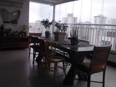 Apartamento Duplex em Bosque da Saúde - São Paulo