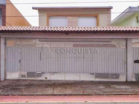 Sobrado em Indianópolis - São Paulo