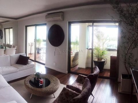 Apartamento em Brooklin Paulista - São Paulo
