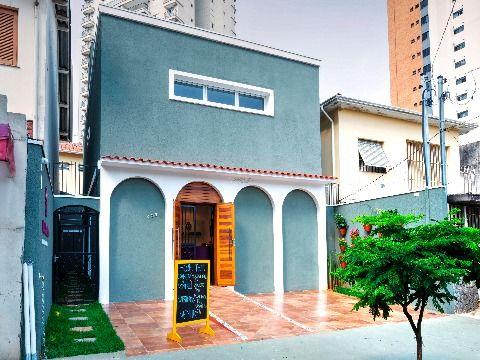 Casa Comercial em Vila Mariana - São Paulo